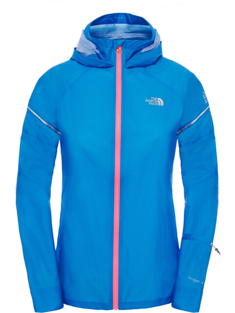 The North Face W's Storm Stow Jacket Bomber Blue